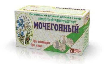 Фитомикс Мочегонный